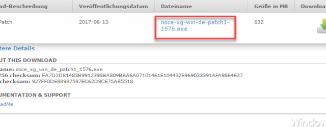 TrendMicro OfficeScan XG Patch 1576